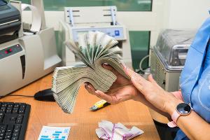 деньги ©Фото Елены Синеок, Юга.ру