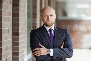 Дмитрий Харлампиев, директор по аналитике корпоративного-инвестиционного блока банка «Открытие» ©Фото пресс-службы банка «Открытие»