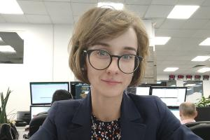 Елизавета Наумова, старший аналитик Альфа-Банка ©Елизавета Наумова, старший аналитик Альфа-Банка