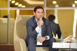 Евгений Титов, председатель Юго-Западного банка ПАО Сбербанк